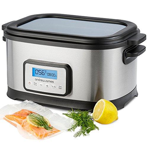 Andrew James 8 5 Liter Premium Sous Vide Wasserbad Kocher